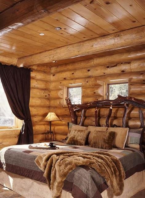 Dormitorios fotos de dormitorios im genes de habitaciones y rec maras dise o y decoraci n - Decoracion habitacion rustica ...