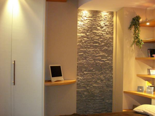 Decoracion Diseño: Dormitorio con elementos decorativos de ...