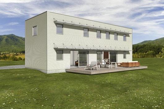 Interior Design House Casas Modernas Plano De Casa De 2