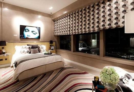 Iluminaci n ideas de dise o en su dormitorio decorando mejor - Iluminacion dormitorio moderno ...
