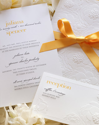 Vera Wang Wedding Invitations A Creative Life