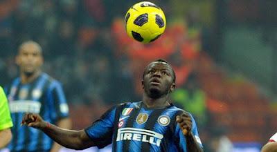 Inter Milan bersedia melepas Sulley Muntari ke Sunderland Terkini Inter Pinjamkan Muntari ke Sunderland