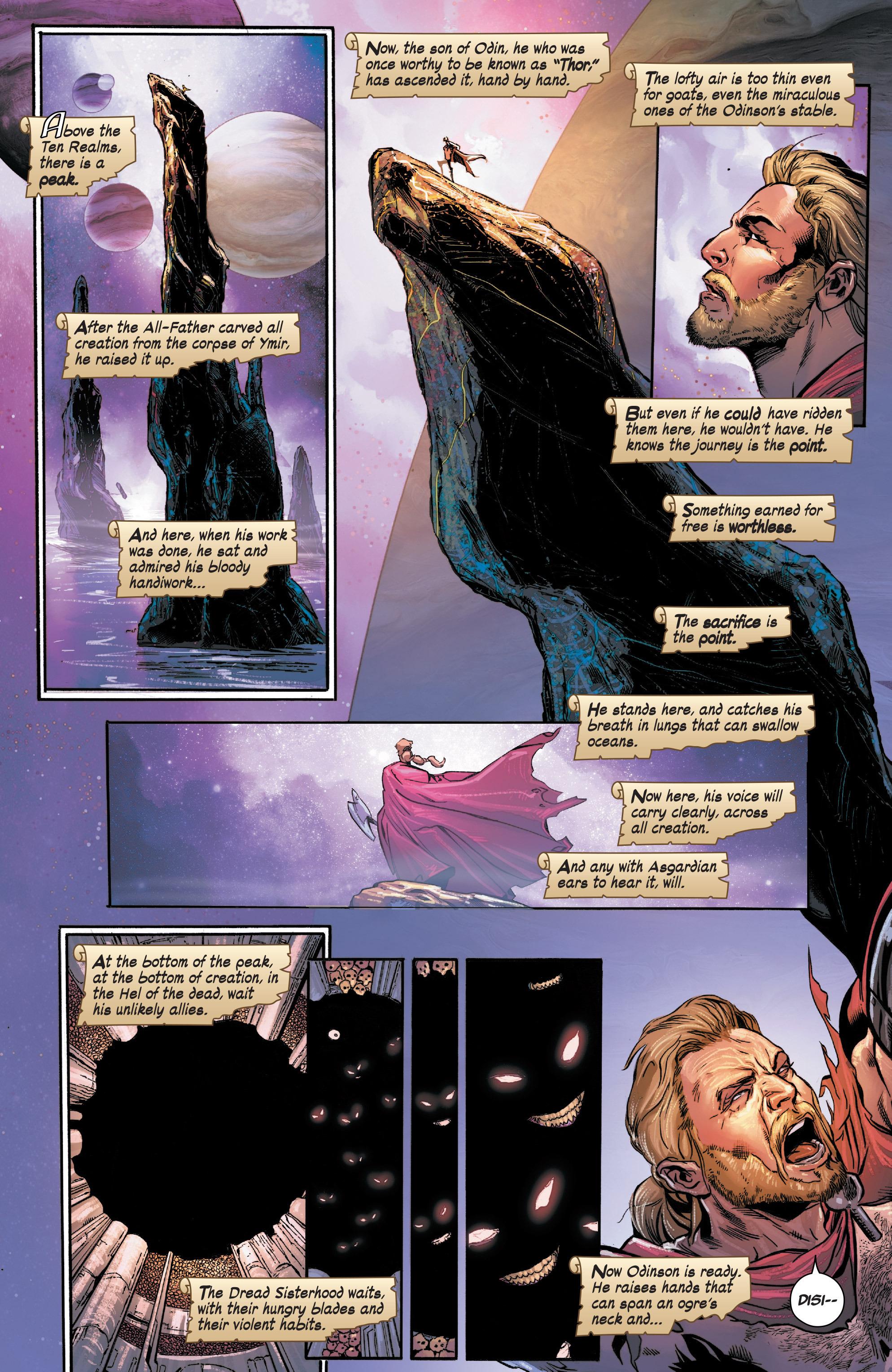 Read online Angela: Asgard's Assassin comic -  Issue #4 - 3