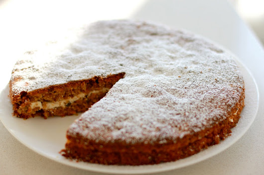Personal Sized Carrot Cake Recipe