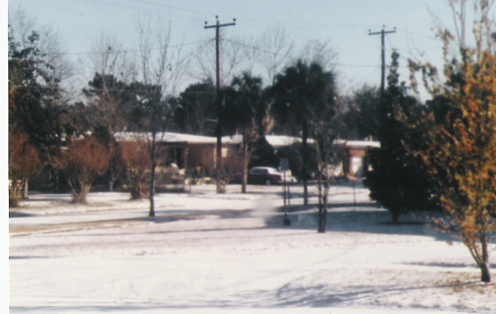 North Florida Weather Blog History Of Snowfall Events In