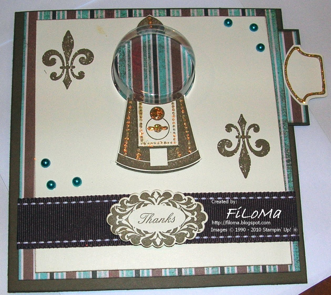 filoma's craft world farewell card