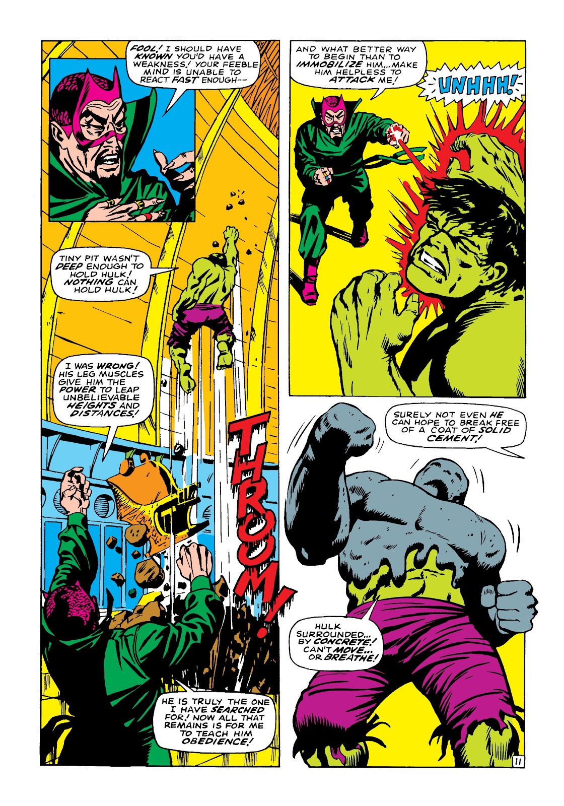 Read online Marvel Masterworks: The Incredible Hulk comic -  Issue # TPB 4 (Part 2) - 2