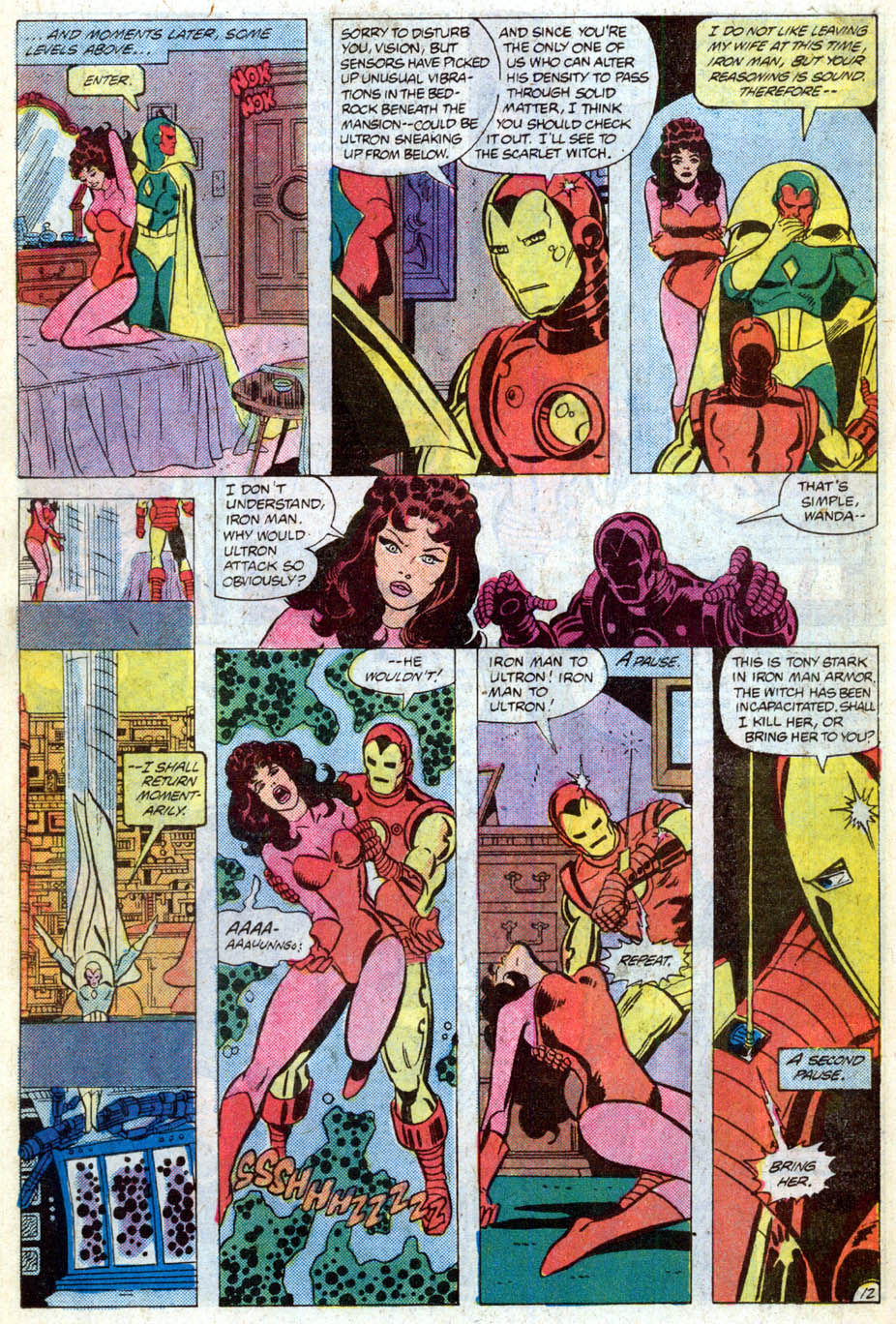The Avengers (1963) 202 Page 12