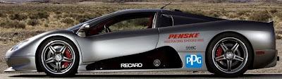 O carro mais rápido do planeta