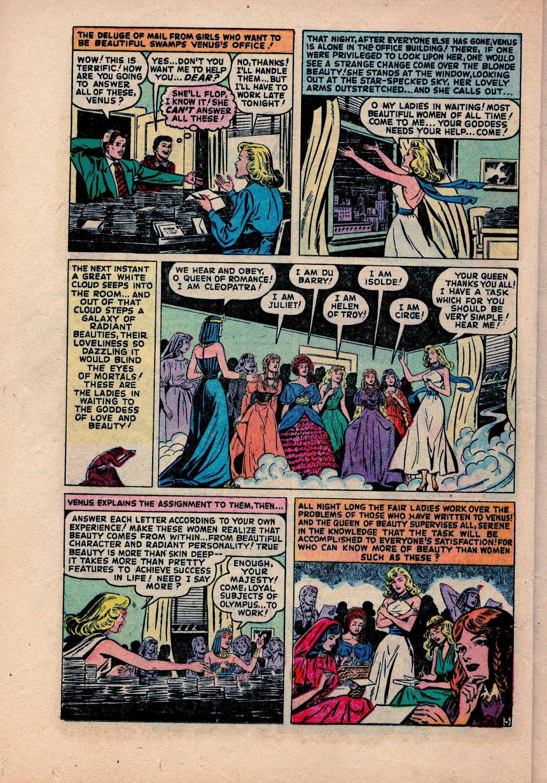 Venus (1948) issue 9 - Page 36