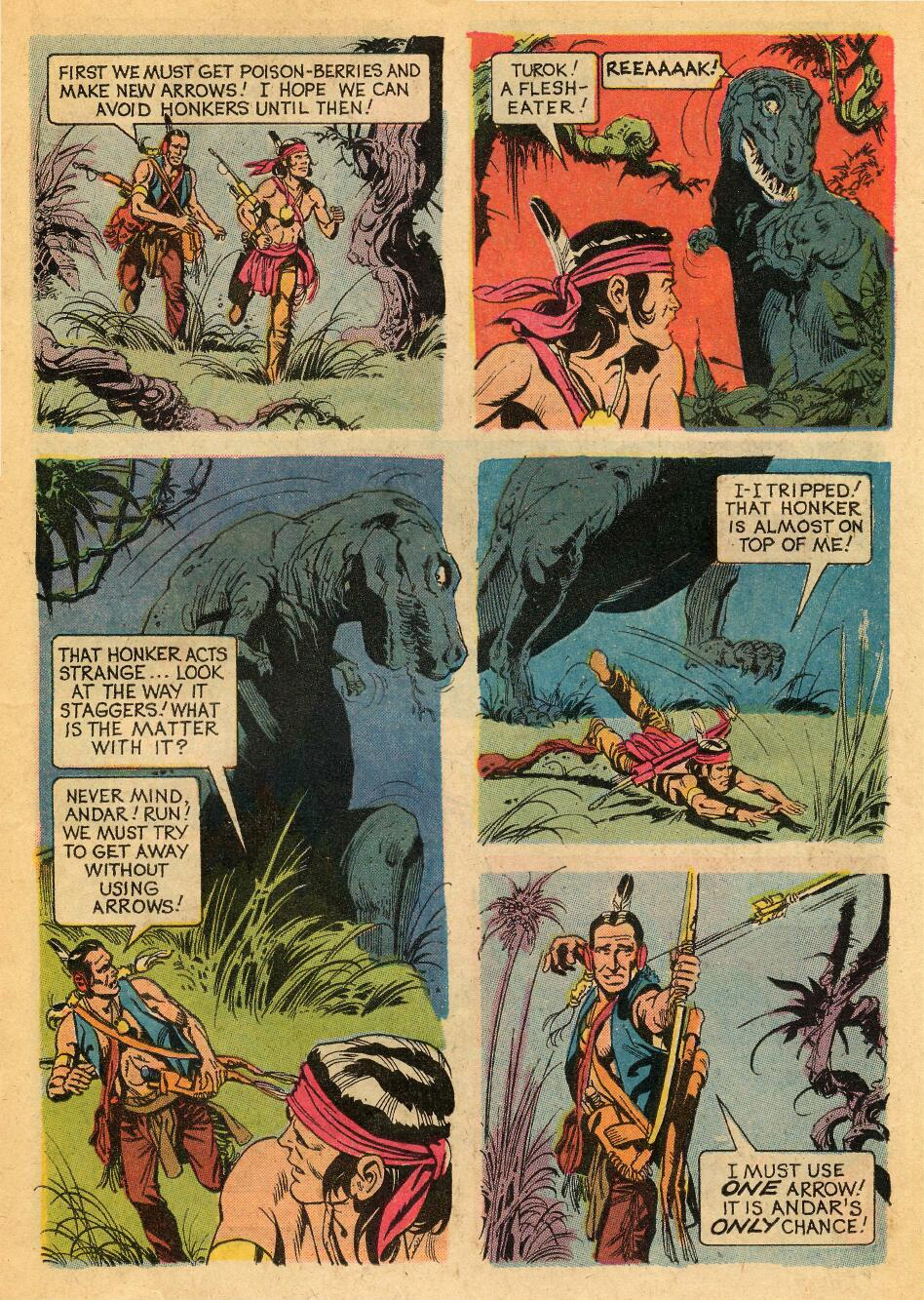 Read online Turok, Son of Stone comic -  Issue #88 - 15