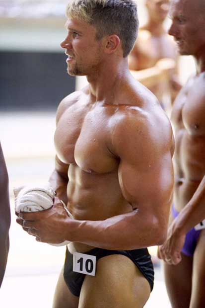 Muscle Erection 36