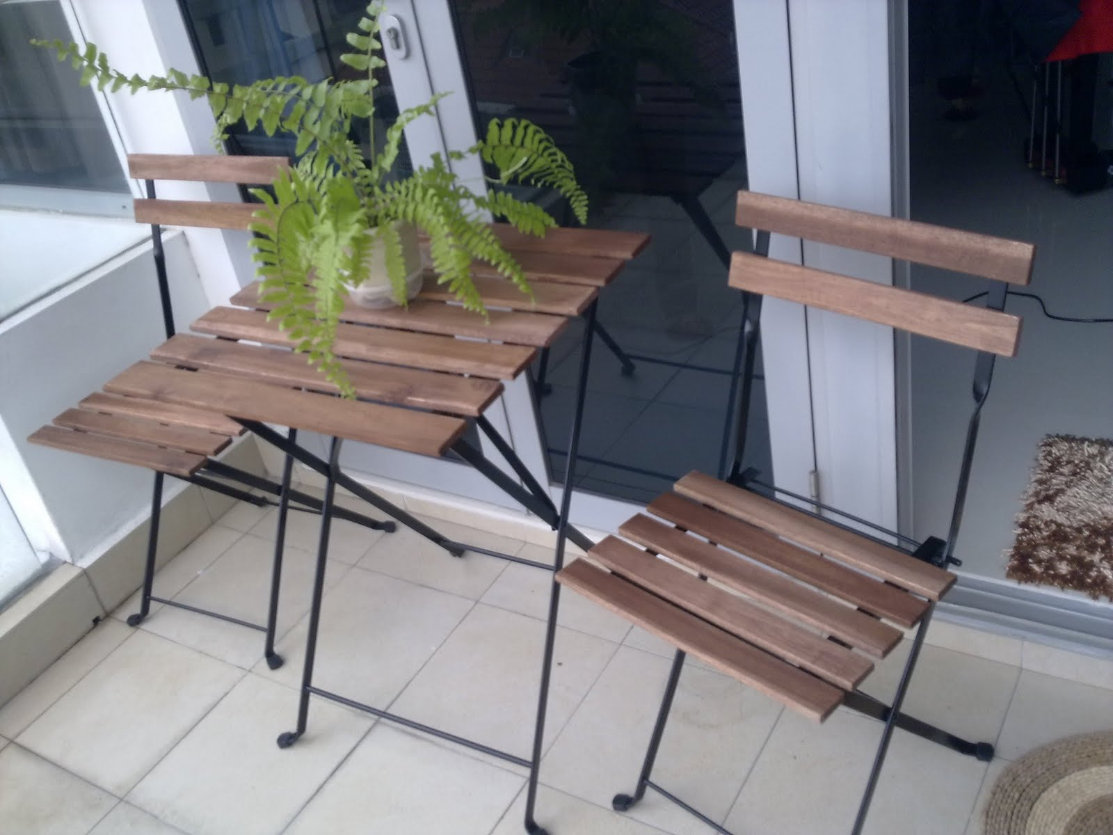 Ikea Patio Set | Patio Design Ideas