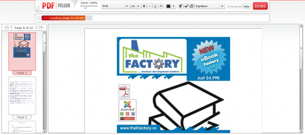 HT - Hackers Thirst: 5 Websites to Edit PDF files Online for