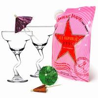 Strawberry Daiquiri Cocktail Starter Pack