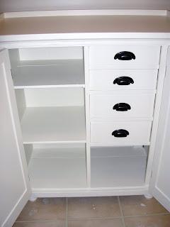 interior hardware cabinet
