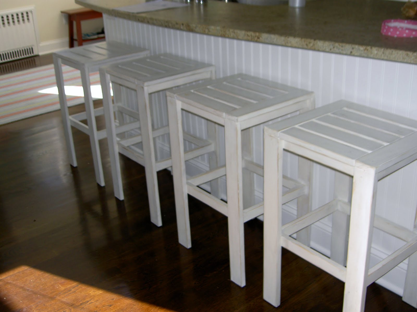 Diy Counter Stools Jaime Costiglio