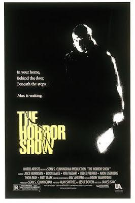 The horror show, House III, cunningham, Brion James, Lance Henriksen