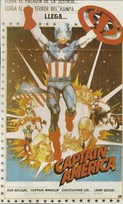 Capitán América, Albert Pyun, captain america, 21 century