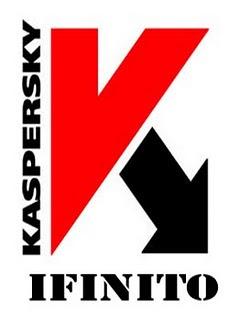 kasperskyavlogo Como deixar KIS e KAV 2009 com licença Ifinita