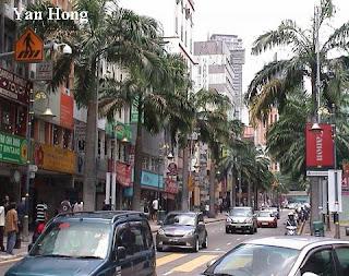 吉隆坡武吉敏登