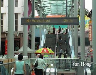 新加坡牛车水