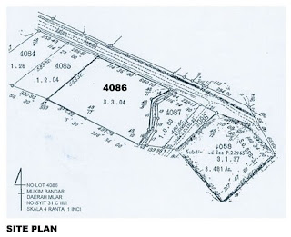 Land For Sale 4086