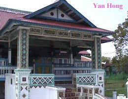 Merlimau Village Headman House