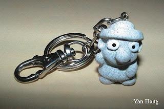 南韩济州岛钥匙圈