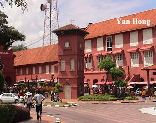 Malacca Tan Beng Swee Clock Tower