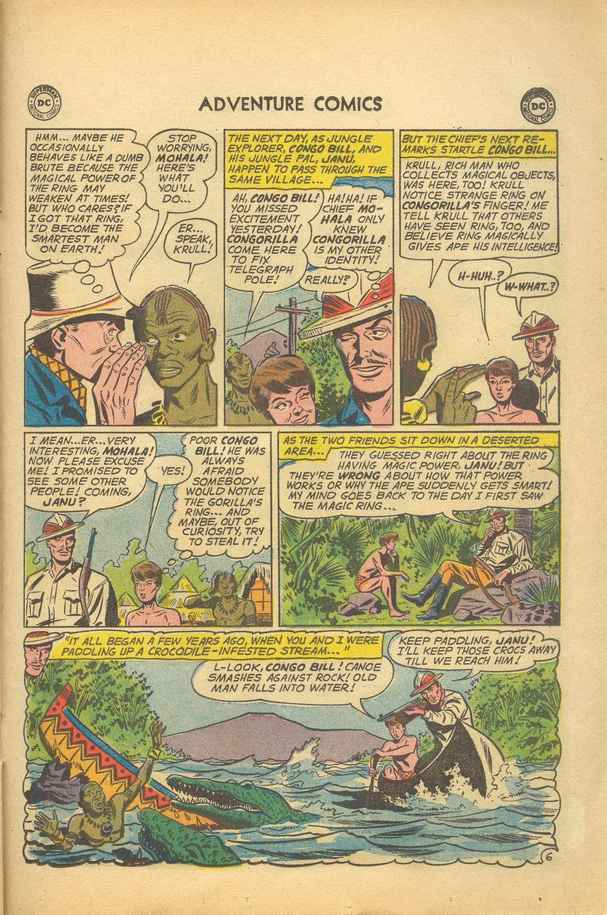 Read online Adventure Comics (1938) comic -  Issue #281 - 23