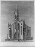 St. Nicholas Church in New York, Reproduction Number: LC-USZ62-39724, Library of Congress Prints and Photographs Division.