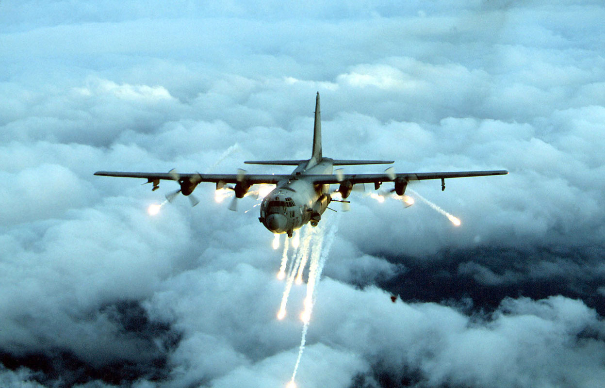 AC-130H Spectre, U.S. Air Force