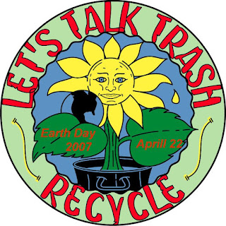 Earth Day, Let's Talk Trash. Energy Efficiency and Renewable Energy