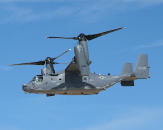 CV-22 Osprey, (U.S. Air Force photo)