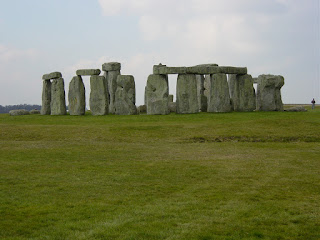 Stonehenge, Salisbury, England is a Neolithic and Bronze Age monument located near Amesbury in Wiltshire, England, about 8 miles (13 km) northwest of Salisbury,