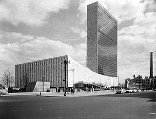 United Nations Headquarters Building, Library of Congress, Prints and Photographs Division, Gottscho-Schleisner Collection [please cite the reproduction number, LC-G613-T-68977]