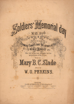 Soldier's memorial day