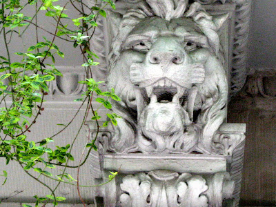 Lion's Head Gargoyles