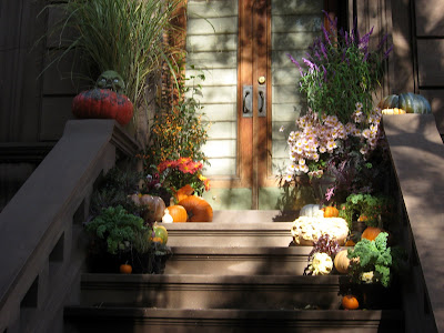 Halloween House Fall Harvest