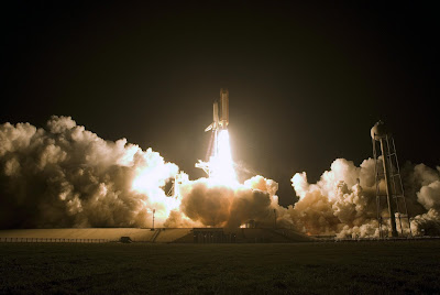 STS-126 Space Shuttle Endeavour Launch