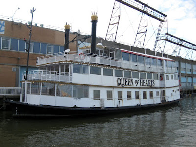 Queen of Hearts River Boat