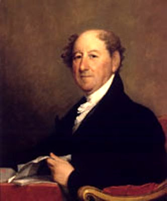 Rufus King by Gilbert Stuart