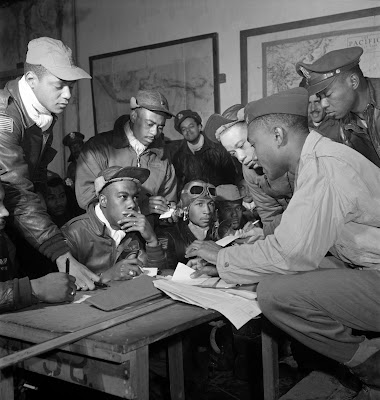 Tuskegee Airmen 332nd Fighter Group