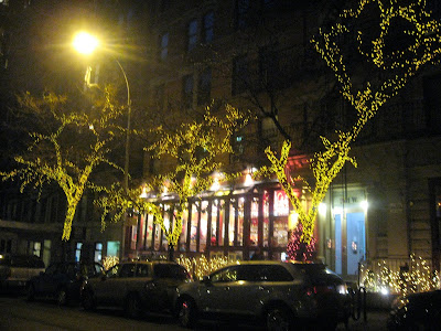 Christmas Lights New York City