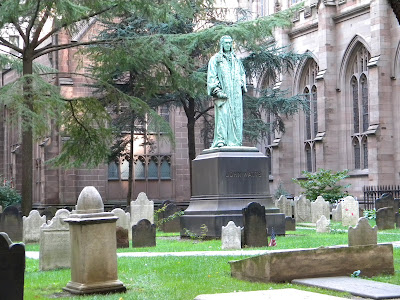 Trinity Church Graveyard