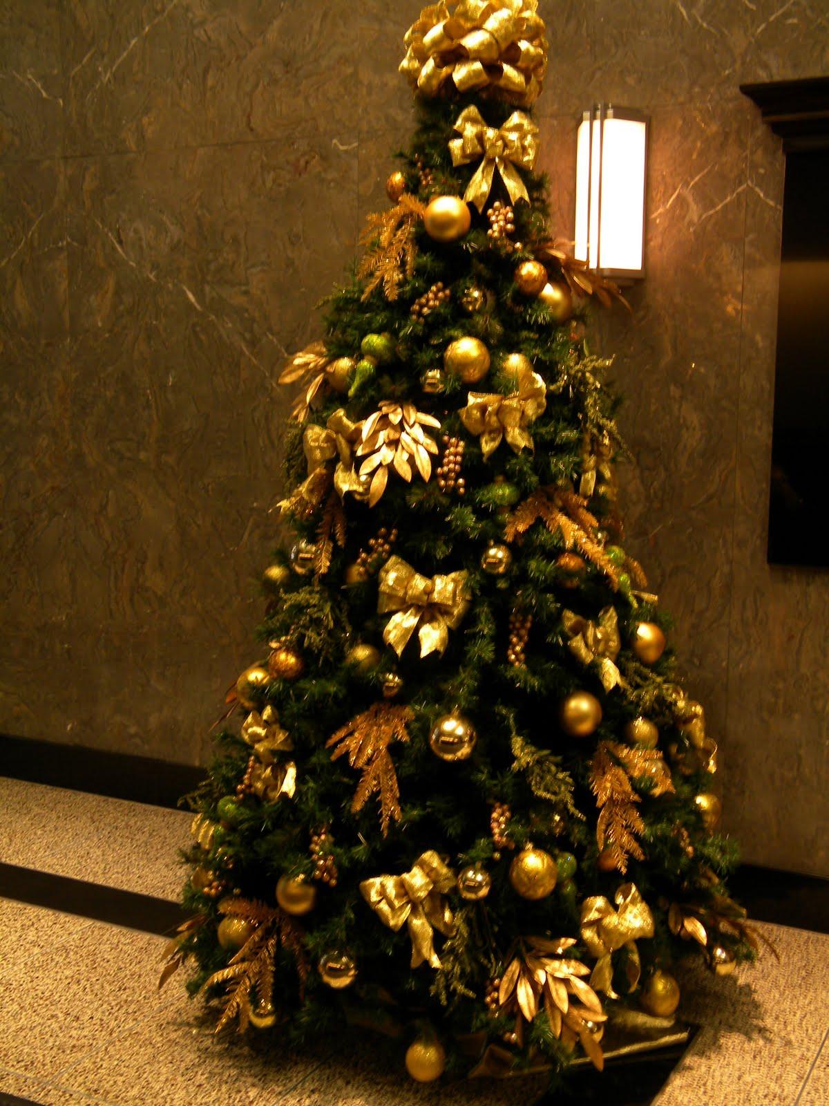 Christmas Tree 250 w 57th Street Public Domain Clip Art