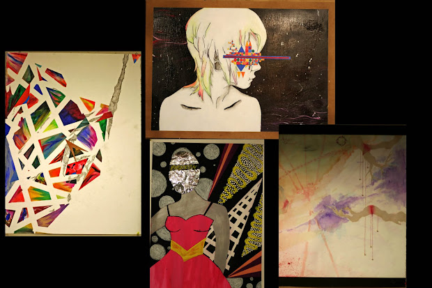Two-Dimensional Art Projects
