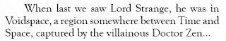 Lord Strange vs. The Voidmen excerpt