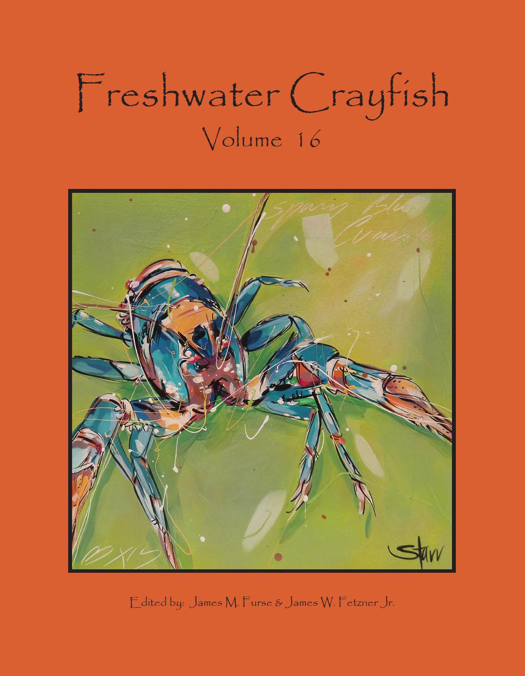 Nicknames for rusty crayfish    crayfish trapping california